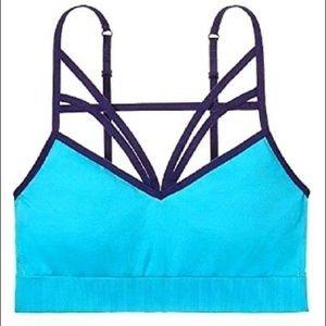 Victoria's Secret PINK strappy unlined bralette